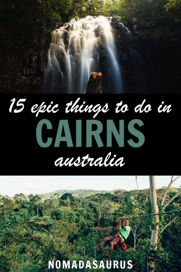 15 Epic Things To Do In Cairns 2020 Updated Guide Cairns Australia Best Travel Insurance Cairns