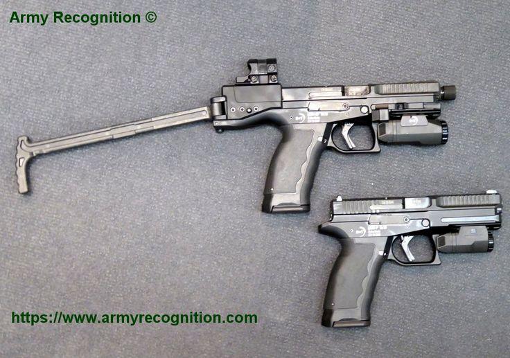 USW P Striker Fired Pistol 9mm a Swiss made wonder