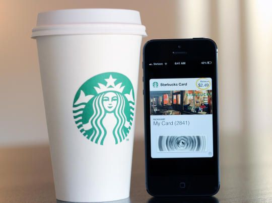 How to add your Starbucks card to Passbook