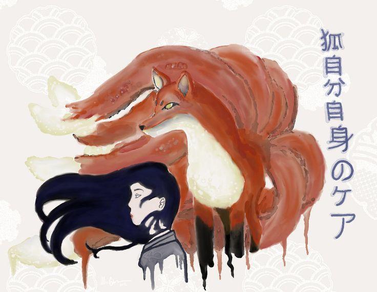 Fan artwork: Kitsune's Own by Tygenco