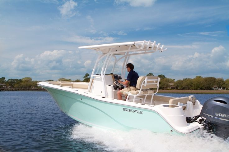 226 Commander | Center Consoles |   Sea Fox Boats