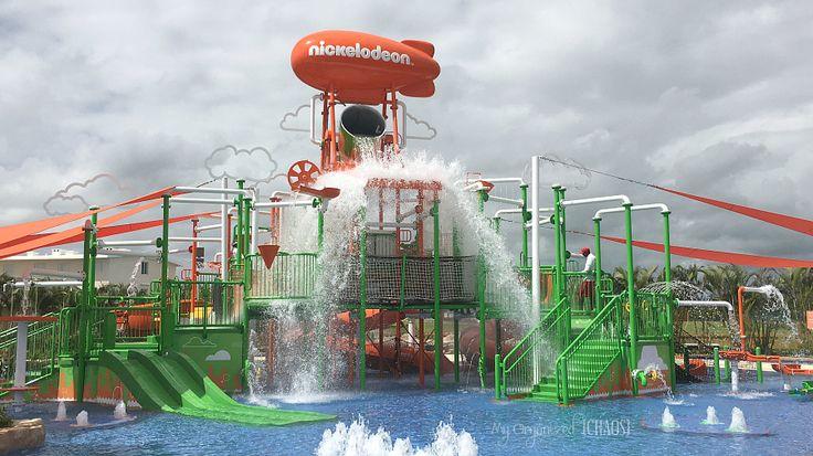Nickelodeon Hotels & Resorts Punta Cana aqua nick waterpark