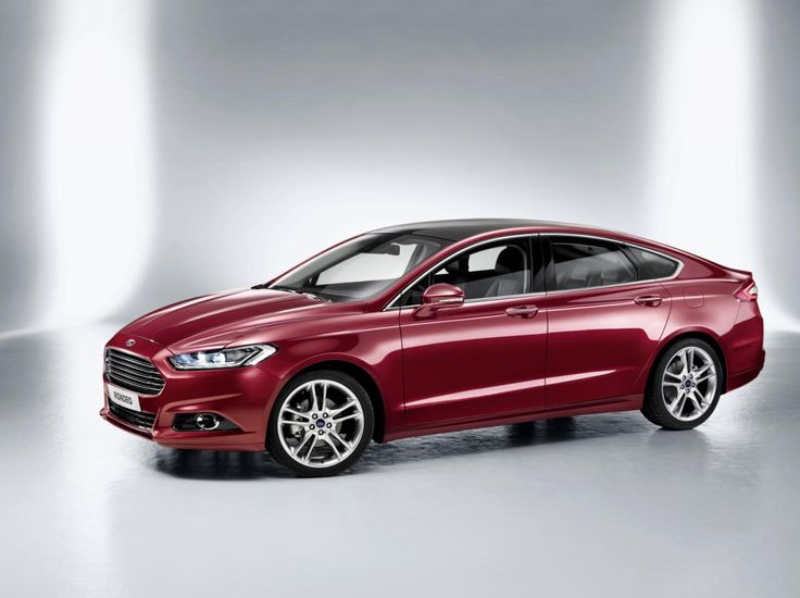 Red Ford 2014 Mondeo Car Picture Collection - Car HD Wallpaper