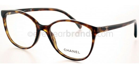 Chanel CH3213 714 HAVANA Chanel Frames | FREE Prescription Lenses | Worldwide Delivery