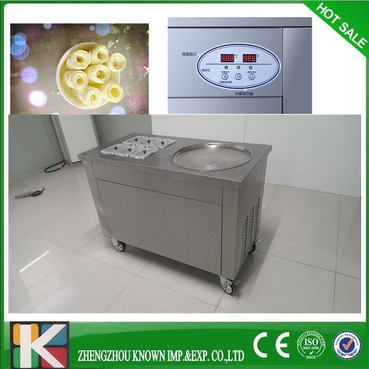 1100.07$  Buy here - http://ali5ib.shopchina.info/1/go.php?t=32724617600 - 2016 Cheapest Flat Pan Fried Ice Cream Machine  #buychinaproducts