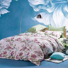 Algodón Textiles Para El Hogar Juego de Cama Tamaño natural 4 unid para Twin Completa reina rey Home Hotel ropa de Cama ropa de Cama Edredón Conjunto(China (Mainland))
