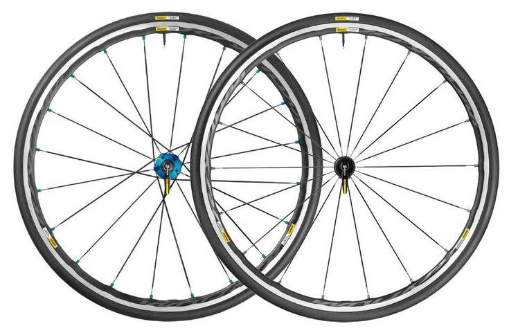 Mavic Ksyrium Elite 700C Road Wheelset