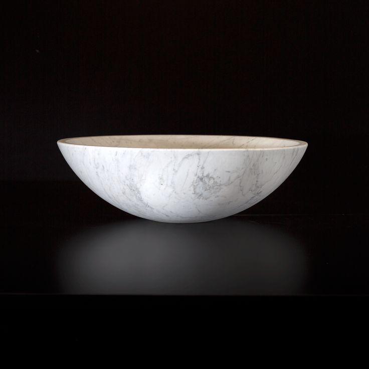 Arab scato marble basin round shape