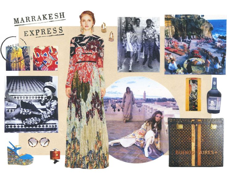 The Mysterious Allure of Talitha Getty's Bohemian Marrakech Style