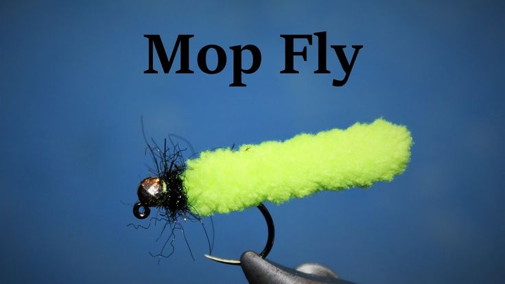 Fly Tying: The Mop Fly