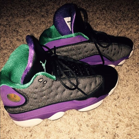 Jordan Retro 13 Purple: Jordan Retro 13 Purple Jordan Retro 13, Purchased From