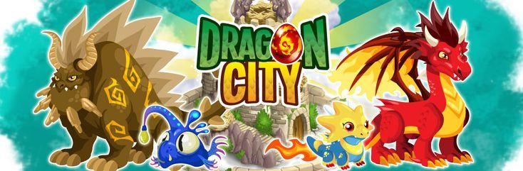 Dragon City   Juego de facebook con app para iOS.