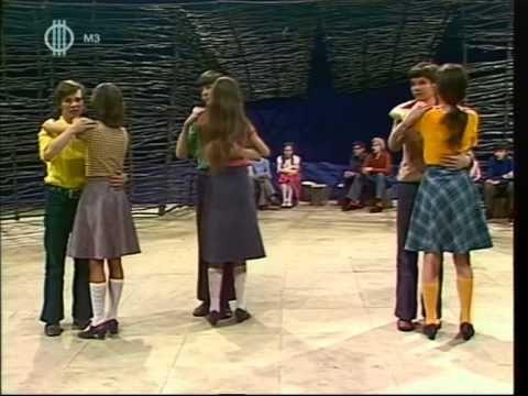 Aprók tánca (1976) - 4 Széki táncok 1