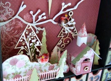 42 best images about kaisercraft advent calendar on pinterest. Black Bedroom Furniture Sets. Home Design Ideas