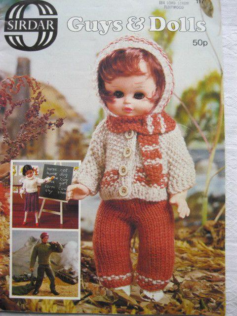 sirdar knitting pattern booklet 117 guys