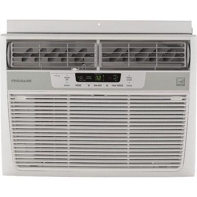 Frigidaire 12,000 BTU Energy Star Window Compact Air Conditioner with Remote