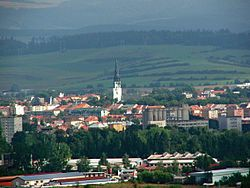 SPISSKA NOVA VES Slovakia - Wikipedia, the free encyclopedia