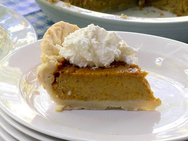 It just doesn't get any more classic than this  fresh pumpkin pie recipe  using  homemade pumpkin puree .