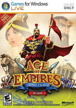 Age of Empire Online - released 8/16/11 #AoEO