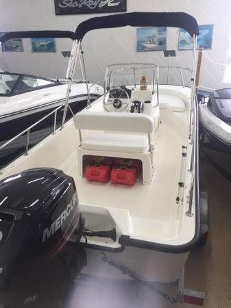 En venta de Ocasión Boston Whaler 2016 170 Montauk