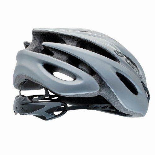 Giro Stylus Bike Helmet Large Matte Titanium Silver For Sale