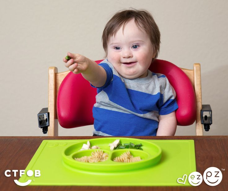Diet for down syndrome baby