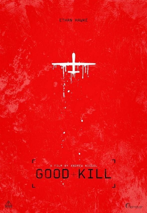 Andrew Niccol y Ethan Hawke colaboraron juntos en la inolvidable cinta de ciencia-ficción de culto 'Gattaca'. Ahora le toca el turno a 'Good Kill', donde Hawke interpreta a un piloto de Drones.