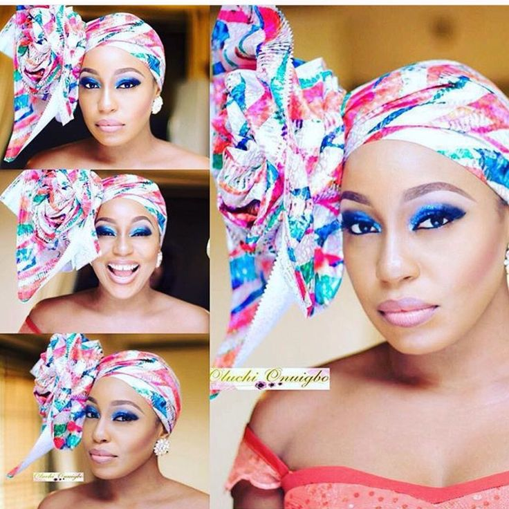 Rita Dominic and Lami Philips attended Tolu Oniru's wedding in unique and special ways on Saturday the 30th of January. The wedding guests ditched the normal layered gèlè for something…