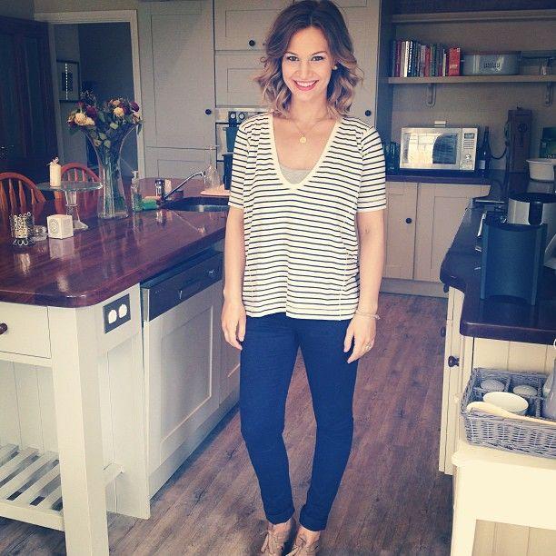 Anna Saccone - Love her kitchen.