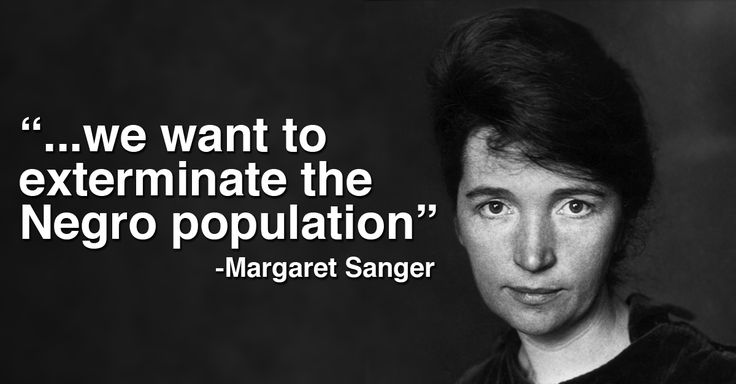 pure evil...What you need to know about Margaret Sanger, founder of Planned Parenthood and idolized by Hillary Clinton.
