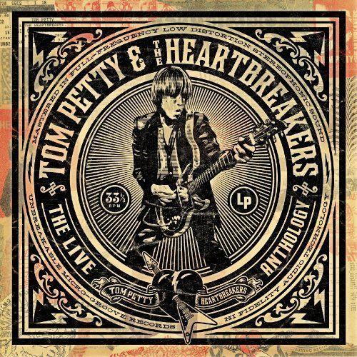 Tom Petty Album cover
