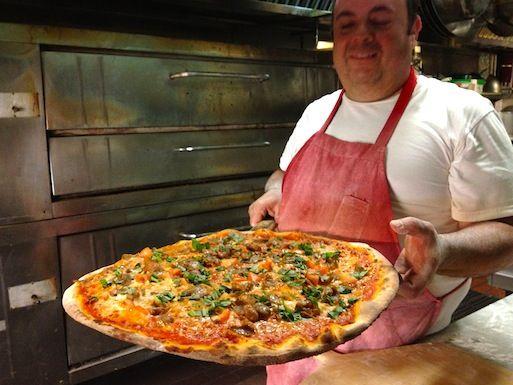 Vito's Pizza - 846 La Cienega Blvd. W, Hollywood 90069 as seen on Food Network Star