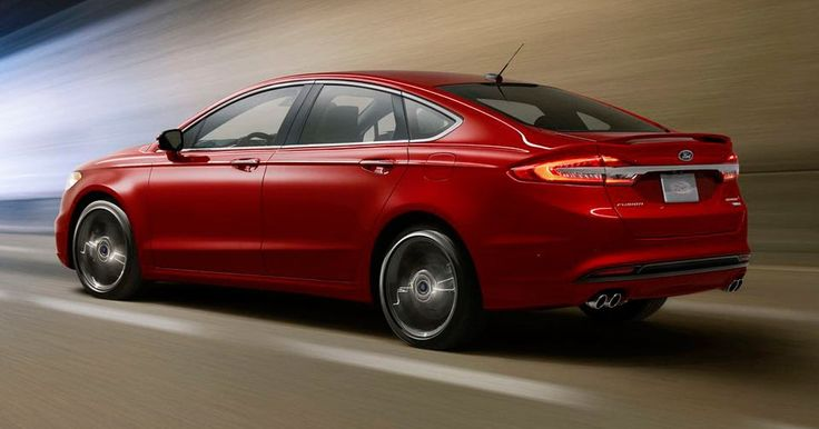 ford fusion 2016 sedan