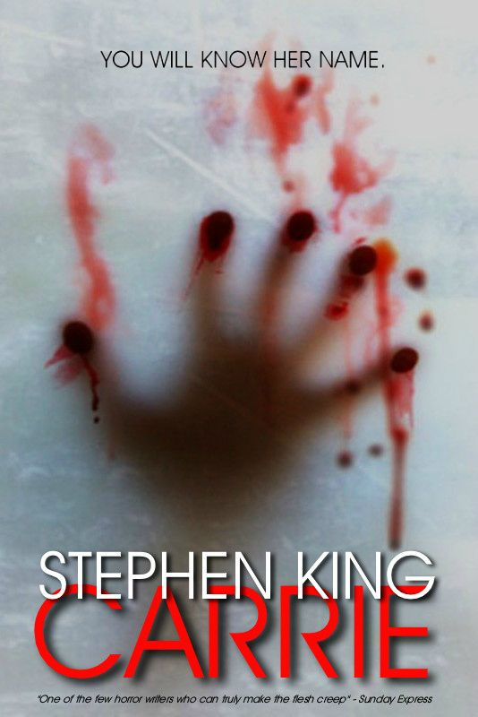 "Stephen King ""Carrie"""