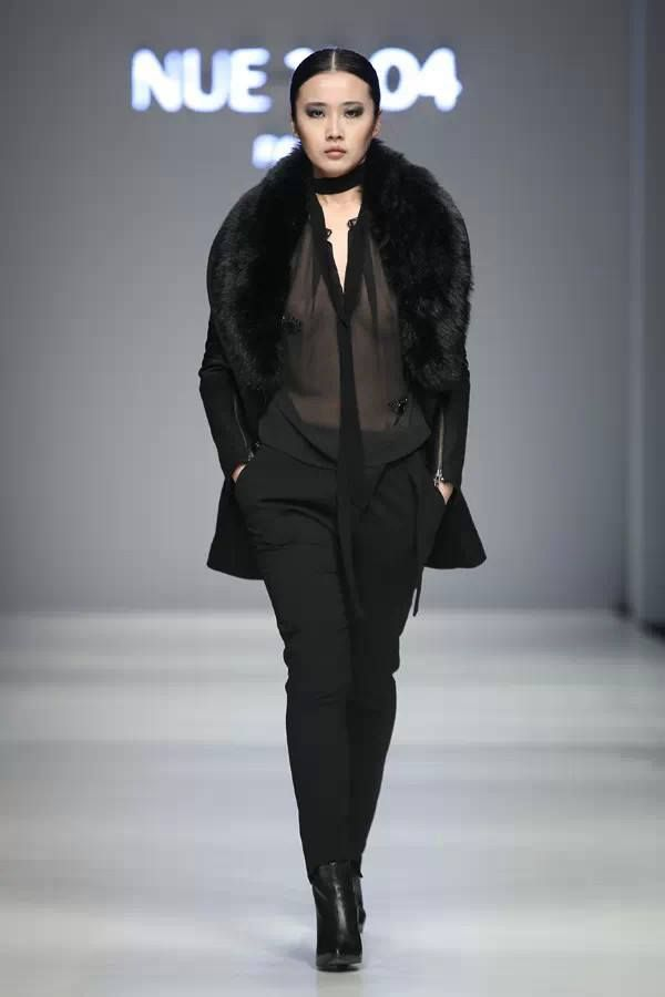 Défilé Fashion Week Shenzhen FW1516