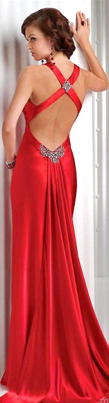 Nice open dress