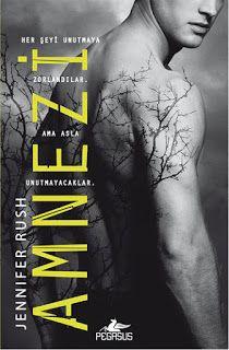 Kitap Kurdunun Midesi: Amnezi-Jennifer Rush
