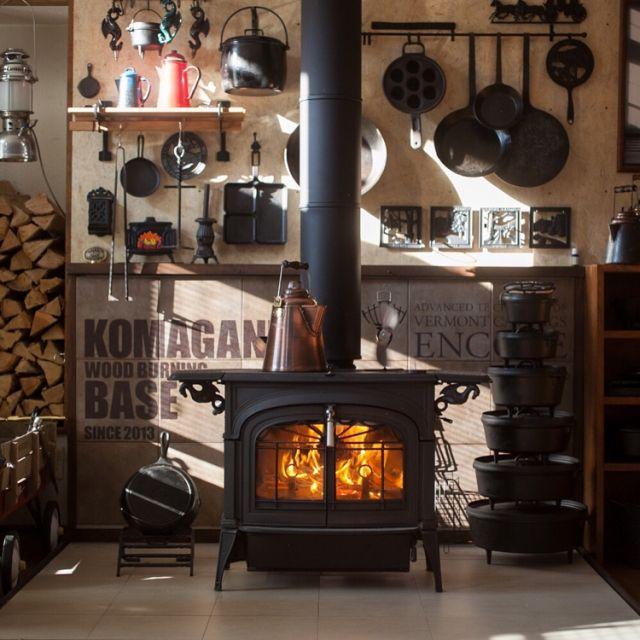 syahoojinさんの、Lounge,DIY,薪ストーブのある暮らしについての部屋写真