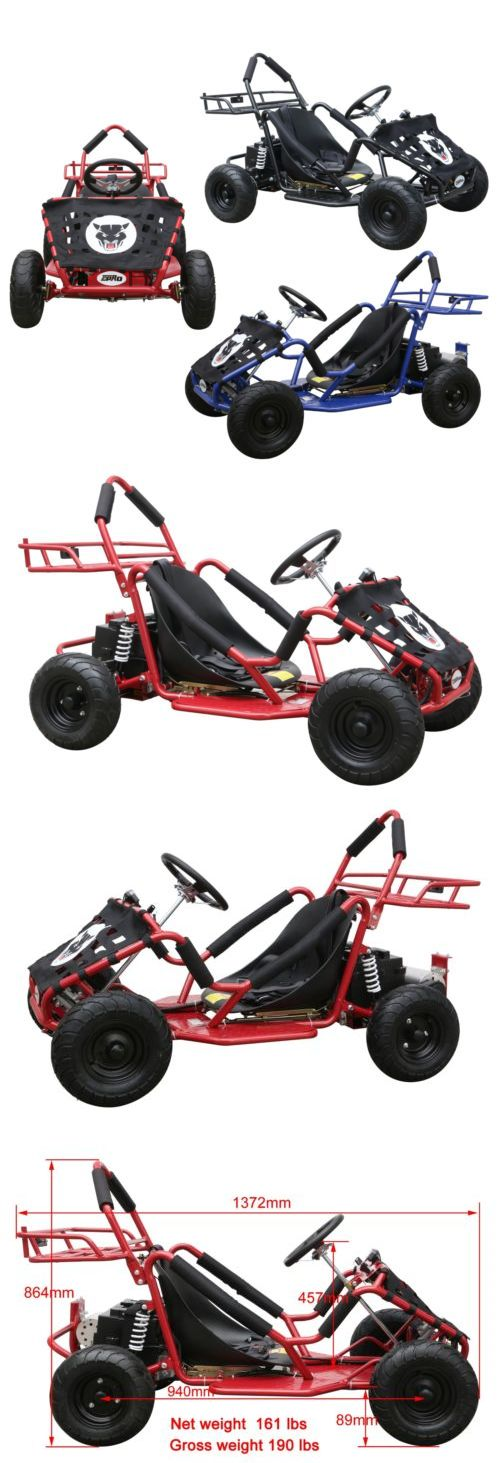 Complete Go-Karts and Frames 64656: Kids Children Mini Go Kart Cart Gas 4 Battery Ride On Dirt Quad Atv 4 Wheeler Us -> BUY IT NOW ONLY: $749.99 on eBay!