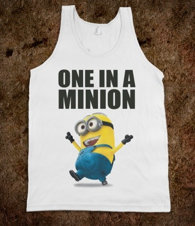 one in a minion :) want one