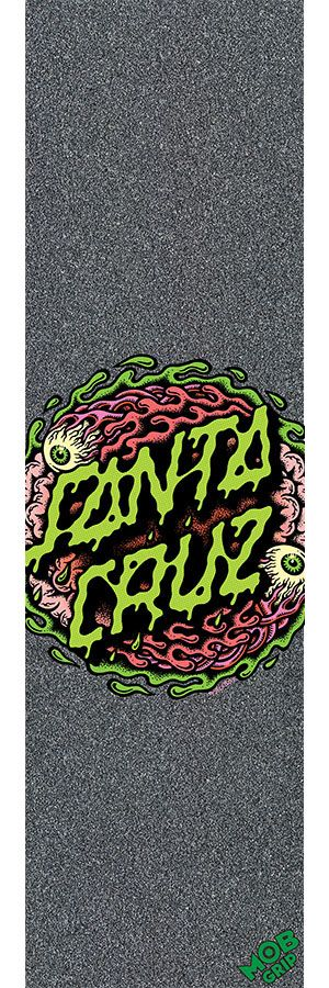 Check out the deal on 9in x 33in Santa Cruz Gore Dot Sheet Mob Skateboard Grip Tape at NHS Fun Factory