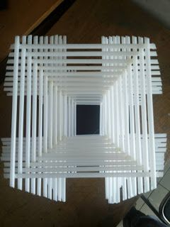 Contoh Nirmana 3D Media Sedotan ( Nirmana 3D Straw ) By : AL-Wafi | Click the website to see more