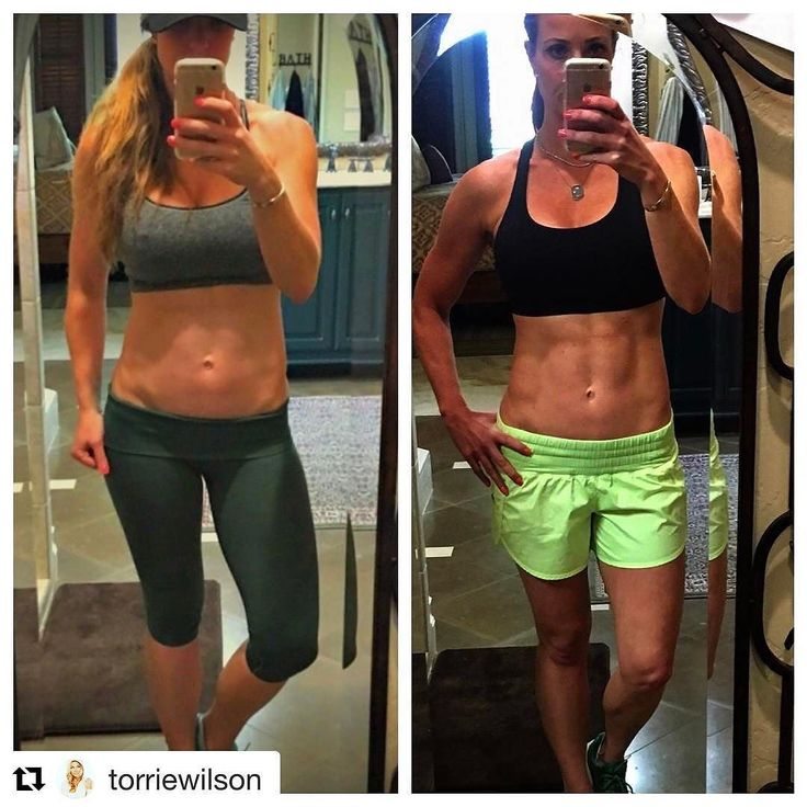 Reposting from @torriewilson go to her website {link in her bio} to get Bikini Shred!! After one week :)!!!