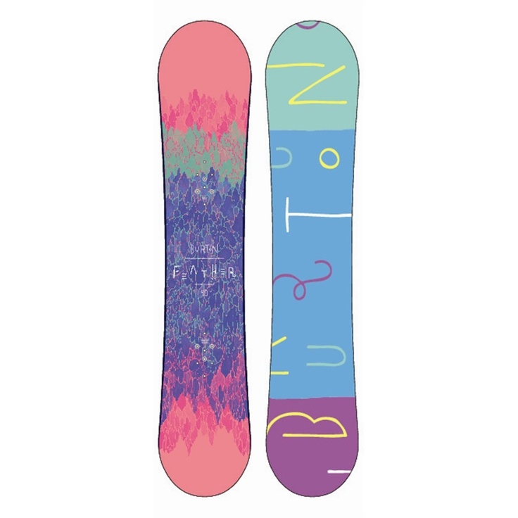 Burton Feather Snowboard - Women's 2013. I think this will be my next board...if my instructor approves!