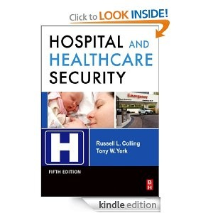 THE book for healthcare security professionals. Outstanding, comprehensive reference source for all things related to the hospital security and safety industry. A must have for any hospital security library. Nice work Russ and Tony, well done.