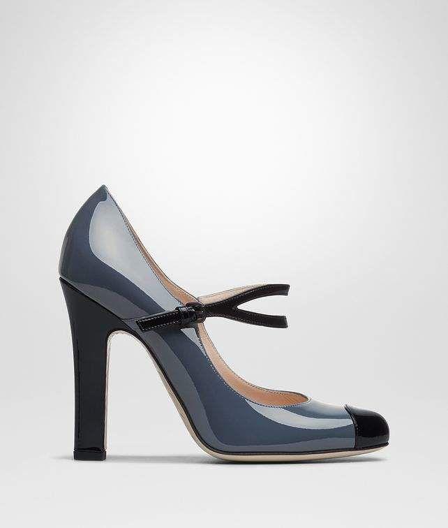 5ed0ec84ea Denim Patent Calf Bette Pump - Bottega Veneta | kicks. | Heels ...