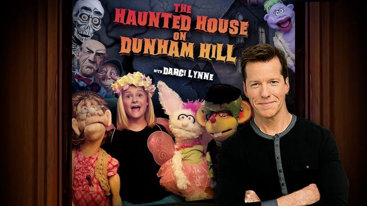The Haunted House on Dunham Hill with Darci Lynne!   JEFF DUNHAM - YouTube