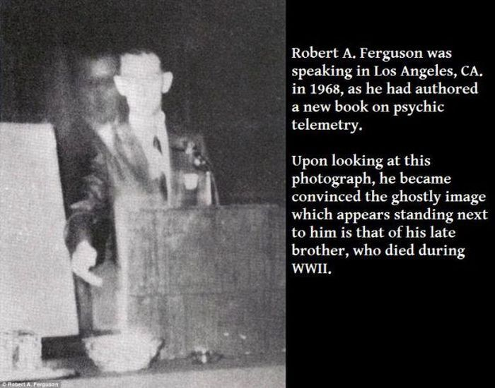 Curiosities: Real Life True Scary Ghost Pictures