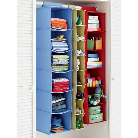 17 Best ideas about Hanging Closet Organizer on Pinterest | Purse organizer  closet, Kitchen space savers and Albion mall