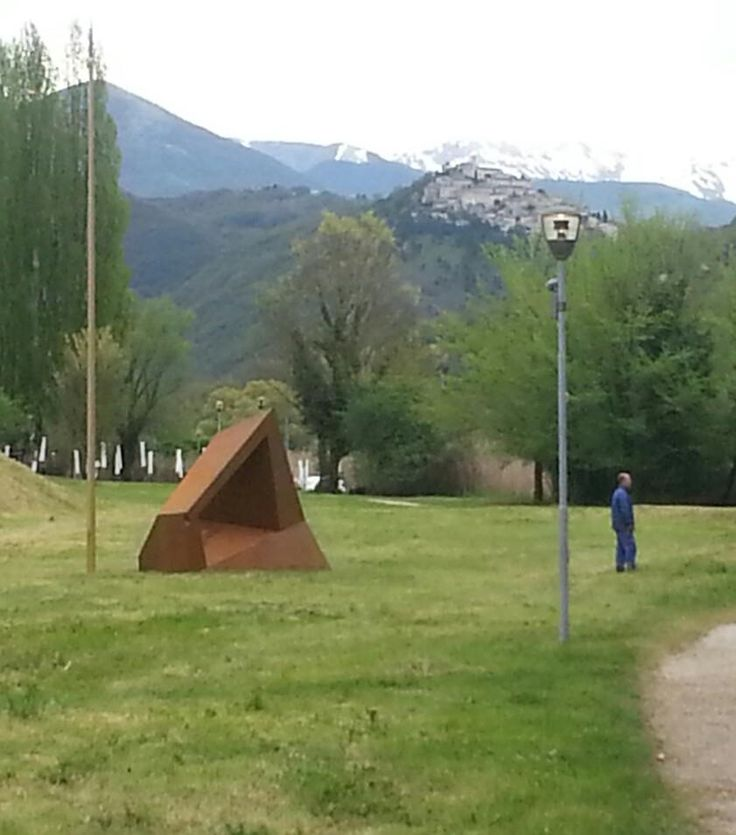 monumento ai partigiani a Piediluco (Tr)